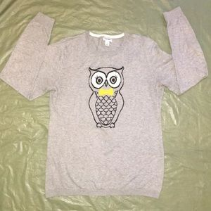 Old Navy Owl Sweater